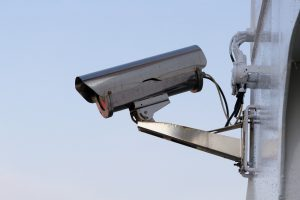 Servicekraft für Schutz und Sicherheit